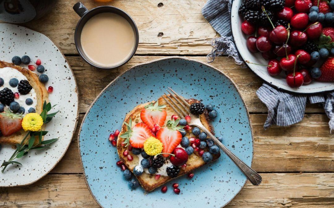 5 motivi per preparare la tavola per la colazione la sera