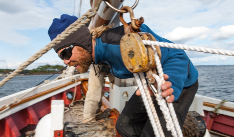 Hold Fast: Appledore Series