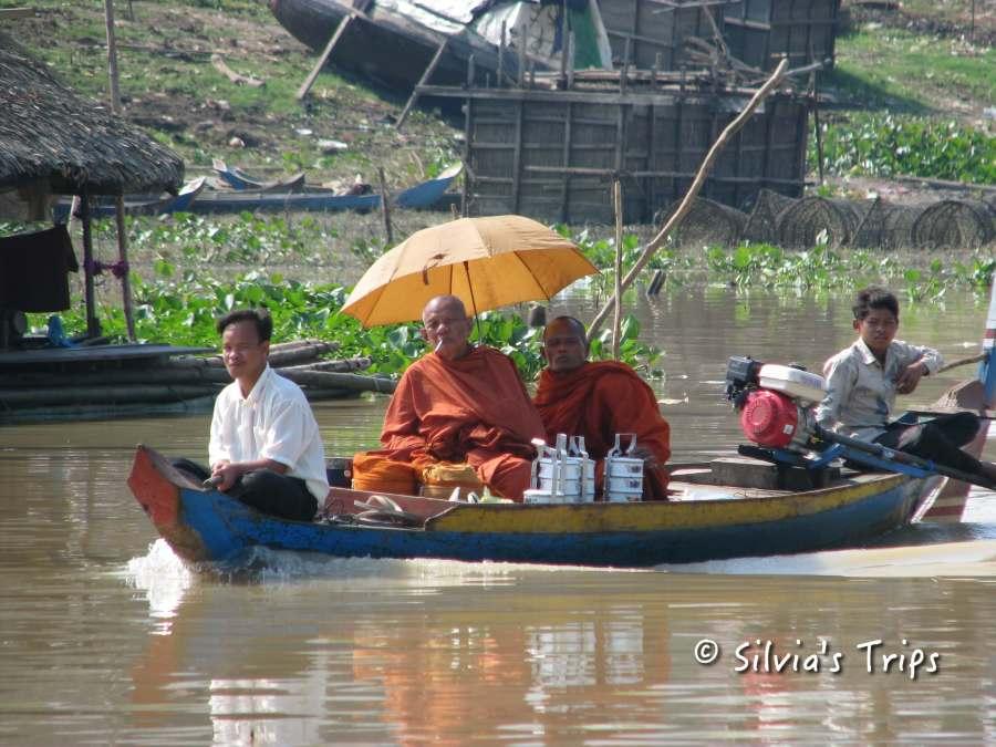 Silvia's Trips in Cambogia