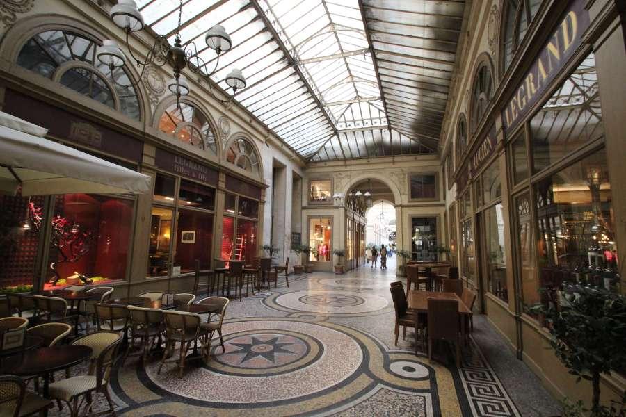 Silvia's Trips a Paris