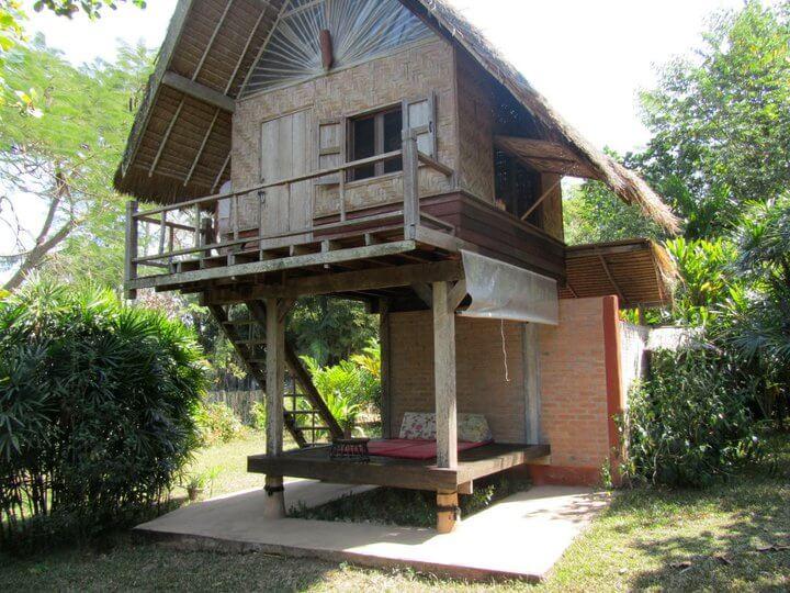 Silvia's Trips al Naga Hill, Chiang Rai