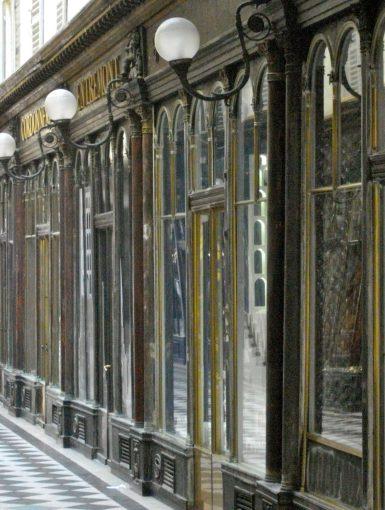 Paris et mes passages couverts