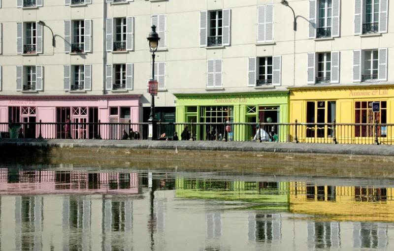 La mia Parigi, lungo la ligne 8