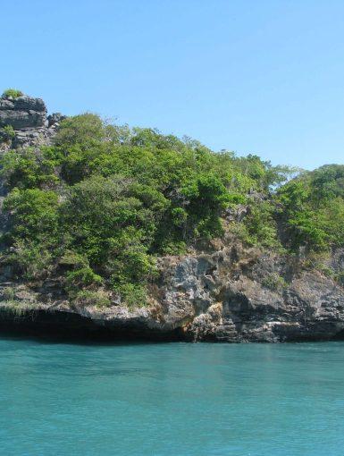 Il mare della Thailandia, Koh Samui