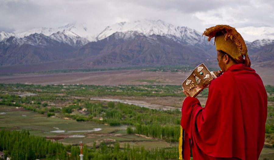 Ladakh, tra terra, cielo e Gompas