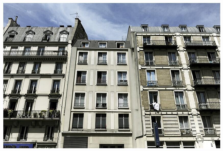 3 di rue de l'Acqueduc, © Didier Raux