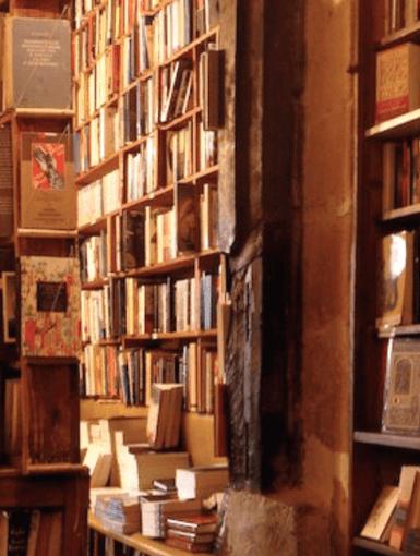 Le più belle librerie di Parigi