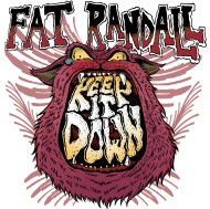 Fat randall - Keep it down, CD [2016] - pop punk from Dubai