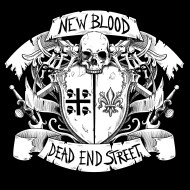 "New Bloood/Dead end street - 7"" split"