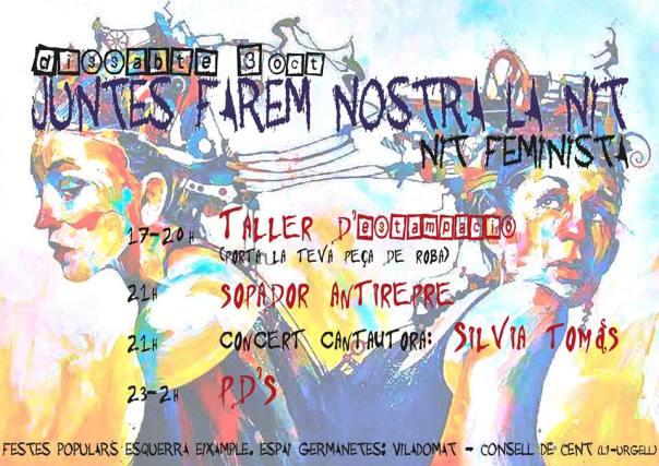 15.10.03 Nit Feminista Festes Eixample