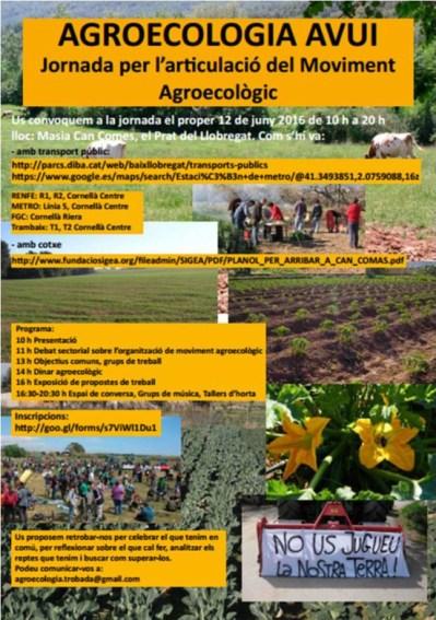 trobada agroecologia