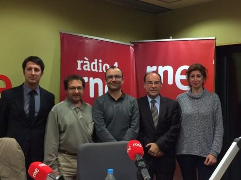 Con el polémico e indomable Rafael Santandreu