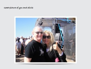 Red&Silvie*Caribbean fav.pic@Cruise 2012
