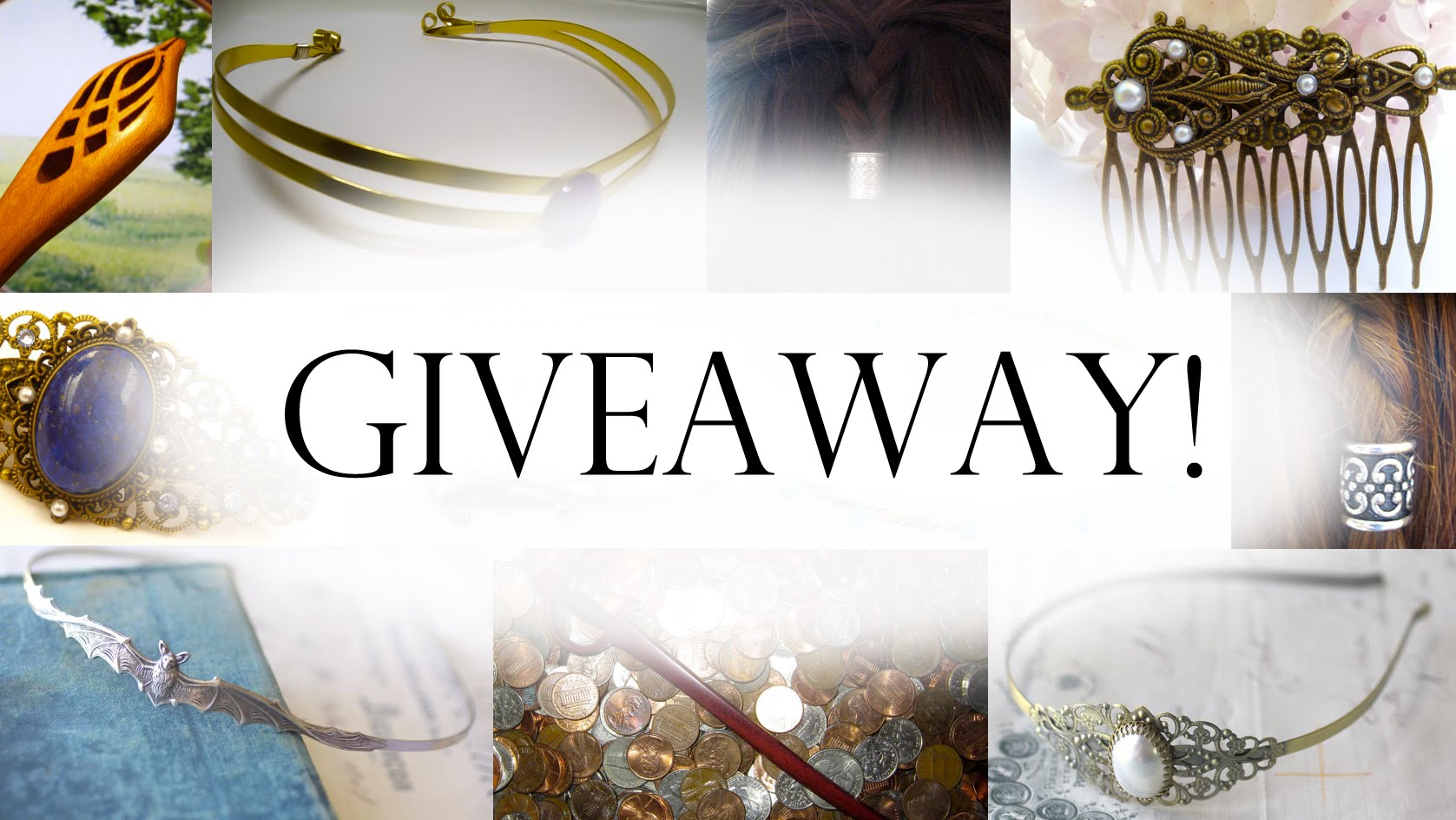 I'm Hosting a Hair Accessory Giveaway!