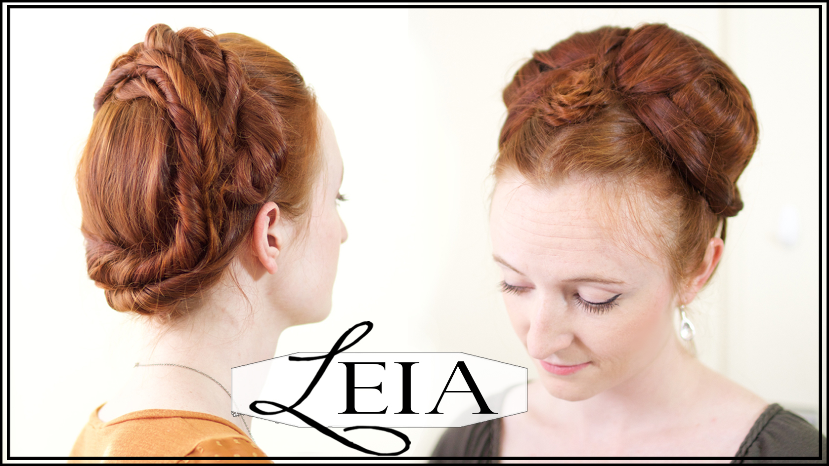 silvousplaits hairstyling | leia hairstyles in star wars: the force