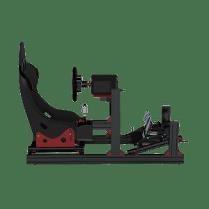 SimPlexity V8 cockpit