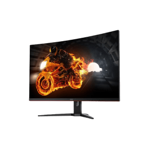 AOC C32G1 32″ Curved Gaming Monitor, 1920×1080, 1ms 144Hz