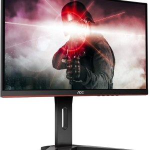 AOC C24G1 24″ Curved Gaming Monitor 1080p, 1ms 144Hz