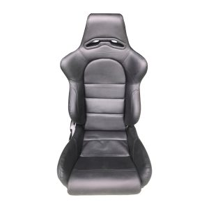 Sport seat leather look