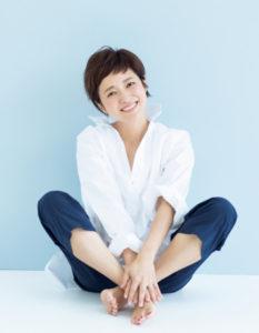 三田寛子 髪型 可愛い