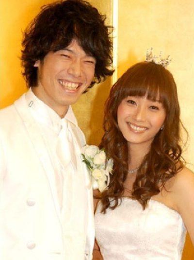 庄司智春_画像_若い頃_結婚