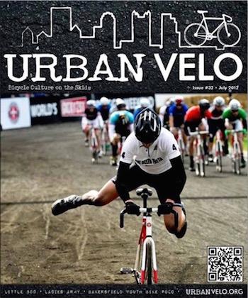 Urban Velo Issue 32