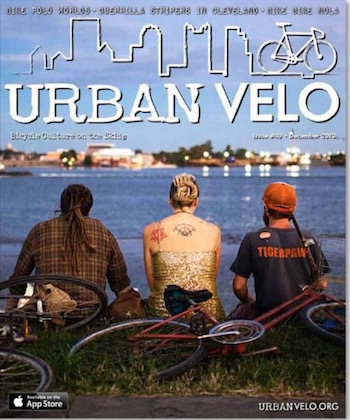 Urban Velo Issue 40