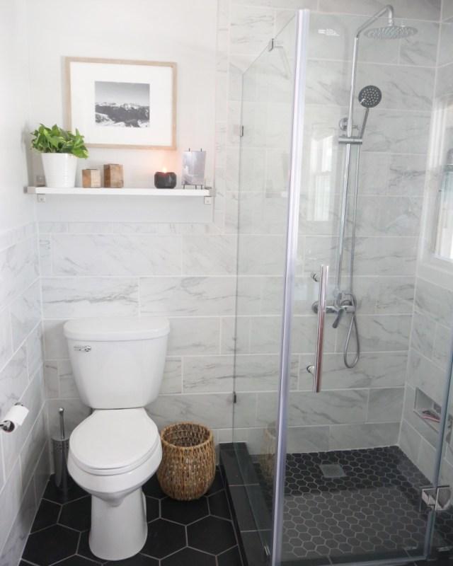 Master bathroom by Sima Spaces