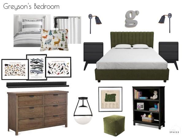Sima Spaces, E-design, interior designer in Minnesota