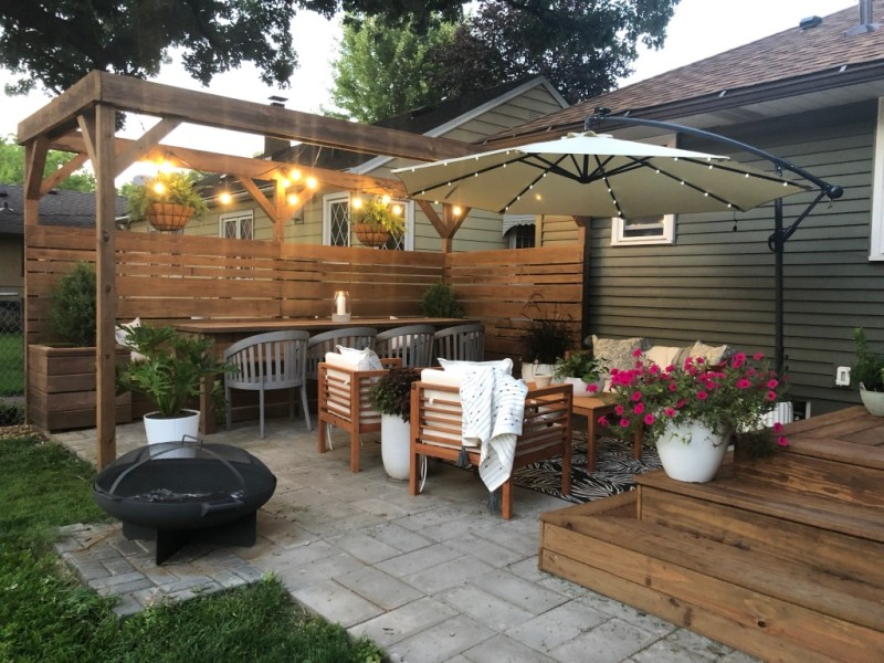 Sima Spaces Patio Remodel Reveal