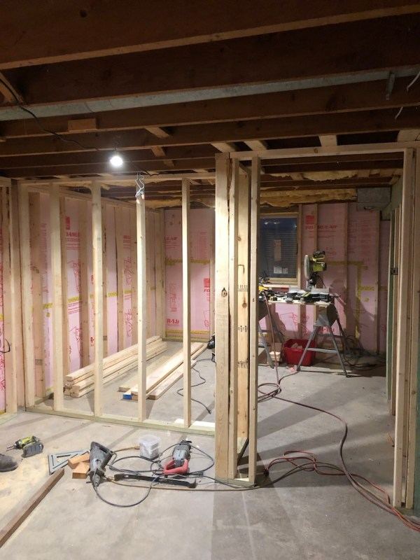 Framing the basement: Sima Spaces