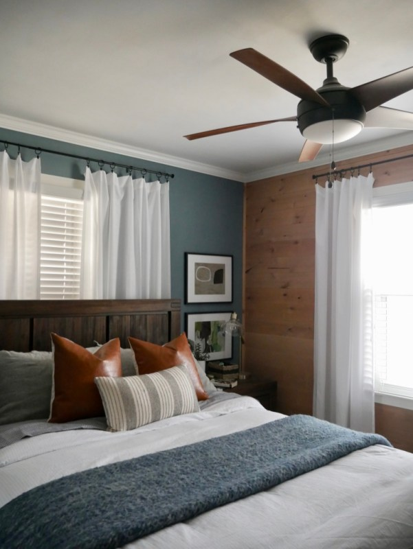 Sima Spaces Master Bedroom Makeover