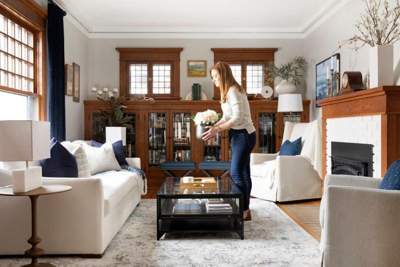 Sima Spaces Full service interior design, St. Paul MN interior designer