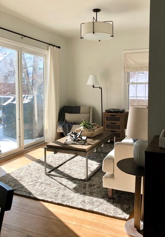 Sima Spaces: Bayard Bungalow Sitting Room