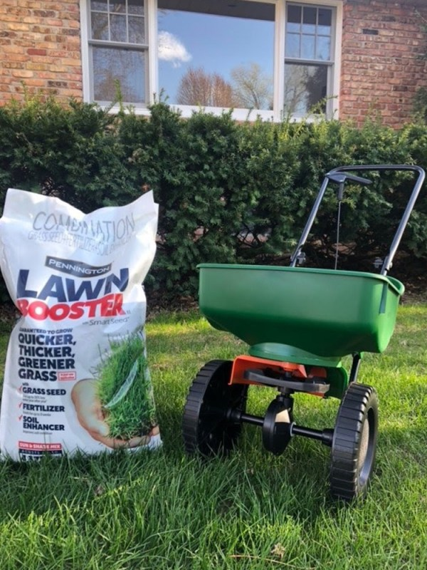Pennington Lawn Booster // Sima Spaces