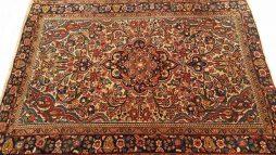 Oud Nahavand Perzisch tapijt  195 x 145 cm