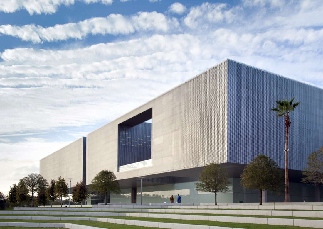 Stanley Saitowitz Part - 28: Tampa Museum Of Art - Stanley Saitowitz Natoma Architects - US