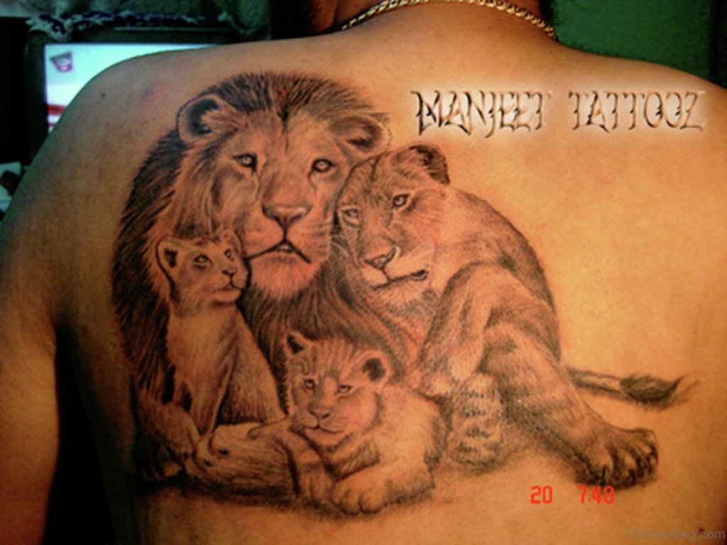 7babd232d5213 19 Cute Family Tattoos For Back - Best Tattoo