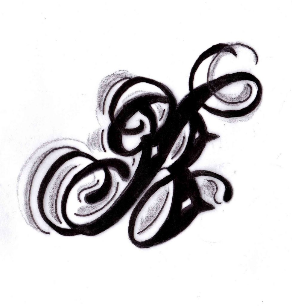 Tribal Letter M Tattoo Designs Fresh Letter A Tattoo Designs Tattoo
