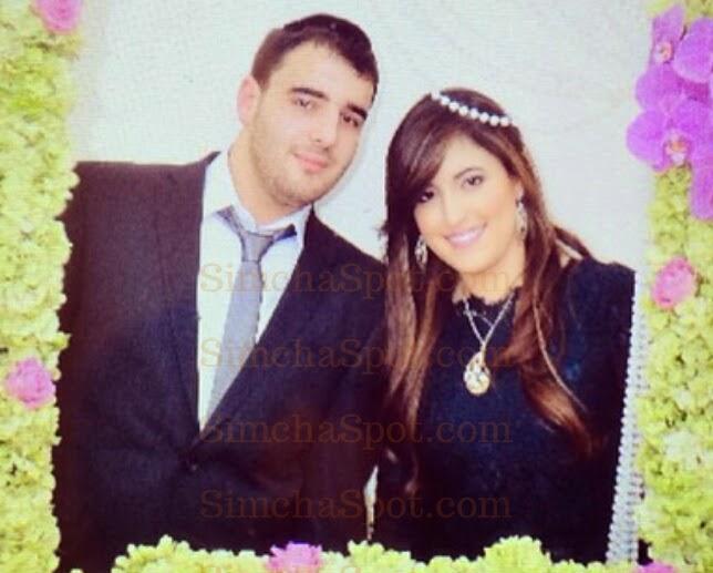 Rafi toledano wedding