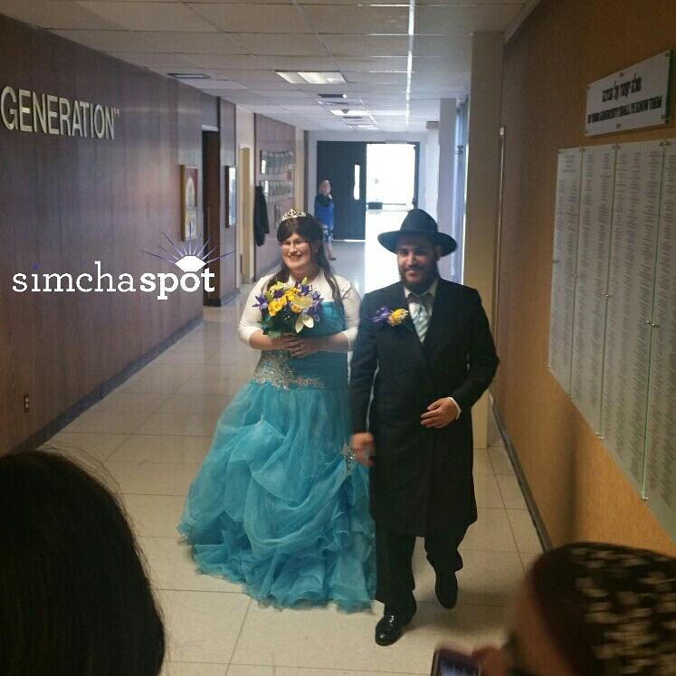 Wedding of Yaakov (Baltimore) and Chaya (Milwaukee) Sitron ...