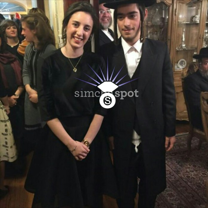 Engagement of Yitzchok Hersh Jacob and Goldy Schwartz ...