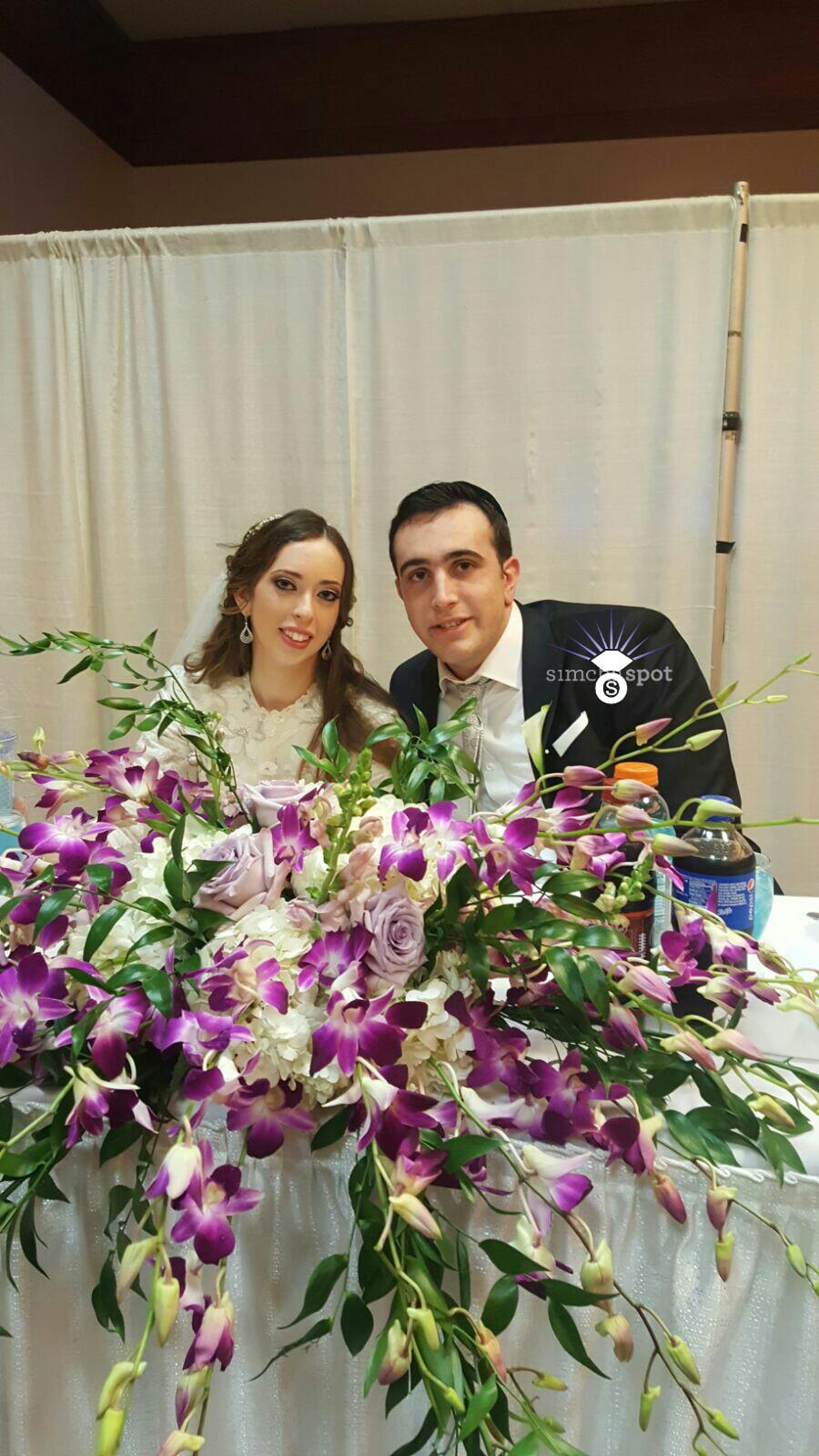 Alyssa jaffe wedding