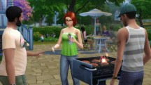 The Sims 4 Cookout