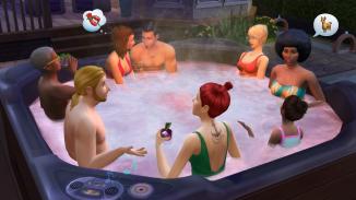 Perfect Patio Full Hot Tub