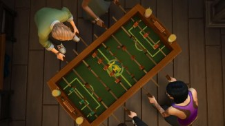 The Sims 4 Get Together Foosball