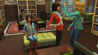 Sims 4 Jealous Fury