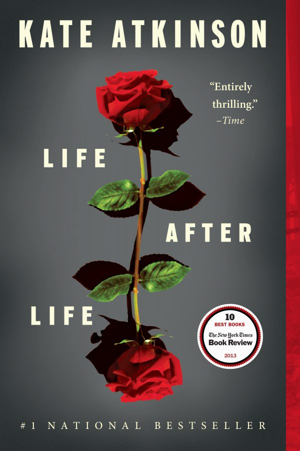 Cover of Life After Life by Kate Atkinson