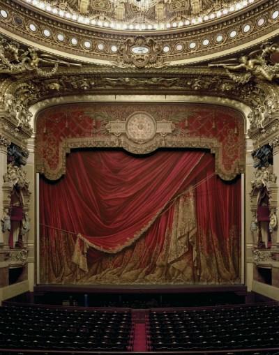 Palais Garnier, Paris, Fransa
