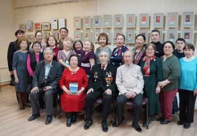 В галерее Симэх открылась выставка «Эхо Победы»